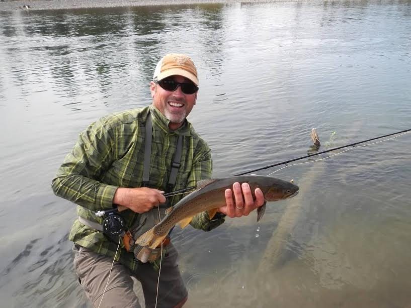 Mike Durham - Yellowstone Fly Fishing Guide